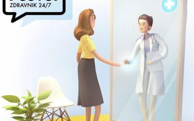 VZAJEMNA: Dr. Posvet: Brezplačen posvet z zdravnikom